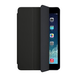 Apple - iPad mini Smart Cover (Black)