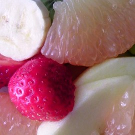 fruits breakfast - ☆☆☆