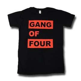 Gang Of Four - Red Block T-Shirt