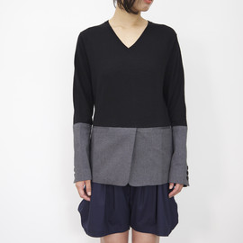 ffiXXed - Blazer Sweater End