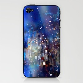 Goldrops I iPhone & iPod Skin