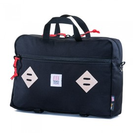 Topo Designs - Mountain Briefcase - Black