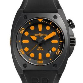 Bell & Ross - BR02 Orange