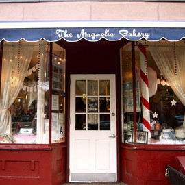 New York - Magnolia Bakery Bleecker Street