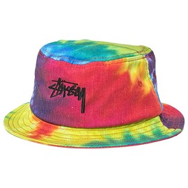 Stussy - Tie Dye Washed Crusher - Multi