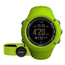 SUUNTO - AMBIT3 RUN LIME