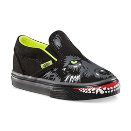 VANS - Wolf Slip-On, Toddlers