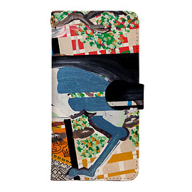 CINRA.STORE - iPhone6/6Sケース「Canvas : Animal #3」(手帳型)