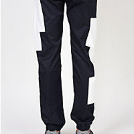 Christopher Shannon - Men's Panelled Chino 3