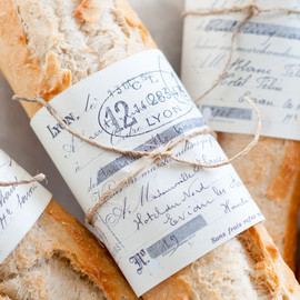 Heather Bullard - French Baguette Wrap