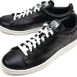adidas - STAN SMITH 80s BLACK/WHITE