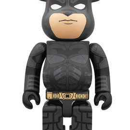 MEDICOM TOY - BE@RBRICK BATMAN  THE DARK KNIGHT RISES Ver. 400%