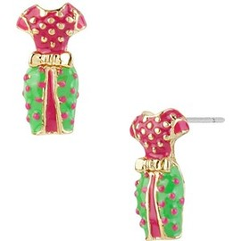 BETSEY JOHNSON - Dress Earring