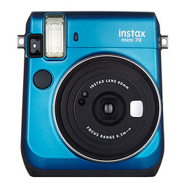 Fujifilm - Instax Mini 70 - Blue