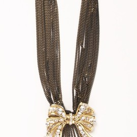 chanel - CHANEL NECKLACE
