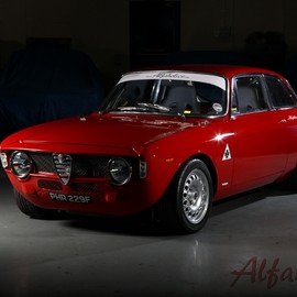 Alfa Romeo - 1300 GT Junior 1968