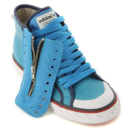 adidas - Originals Nizza Hi Zipper Sneakers