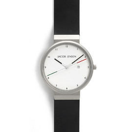 Jacob Jensen - Watch,White