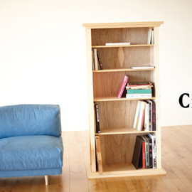 CLASKA - Sandwich Book Shelf