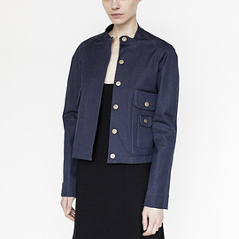 Assembly New York - Denim Raglan Jacket