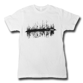 Nine Inch Nails Ghosts Tシャツ