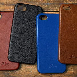 J.Crew - Leather Case for iPhone 5