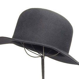 SCHA - Polo(rabbit hair felt HAT)