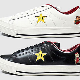 Converse - One Star Super Mario Bros.