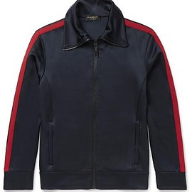 Burberry - Jersey Zip-Up Sweatshirt