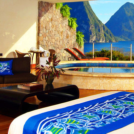 Caribbean - Jade Mountain