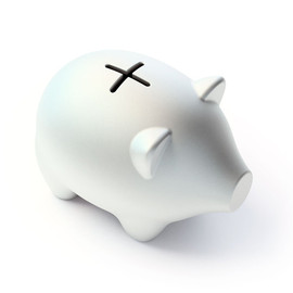 Art. Lebedev Studio - Copilcus Positive Piggy Bank
