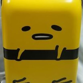 SANRIO - 2014-New-18-Gudetama-Travel-Luggage-ABS-Bag-Suitcase-Trunk-Carry-On-Board