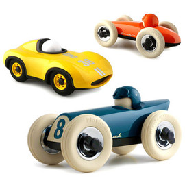 Playforever Toys - Colorful Plastic Toy Vehicles