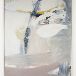 Peter Lanyon - Drift, 1961, oil on canvas