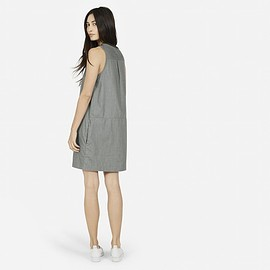 Everlane - The Sleeveless Dress
