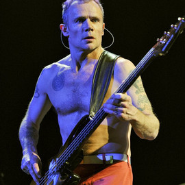 Michael Peter Balzary, Flea - Red Hot Chili Peppers bass player
