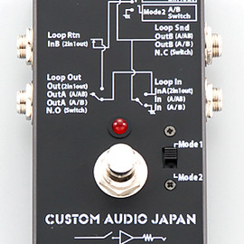 CUSTOM AUDIO JAPAN - MLS-2 Multiple Line Selector