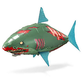 Zombie Shark Air Swimmer Remote Control Inflatable