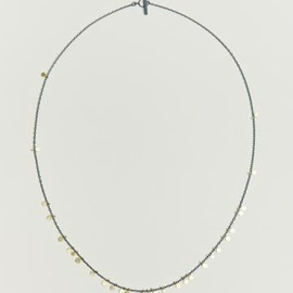 Sia Taylor - Sia Taylor Women's Random Gold Seed Necklace
