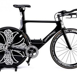 CHROME HEARTS x cervelo - Pist Bike