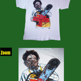 THE TEXAS CHAINSAW MASSACRE 2 TEE
