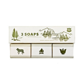 izola - scout soap set