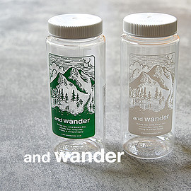 and wander - nalgene bottole