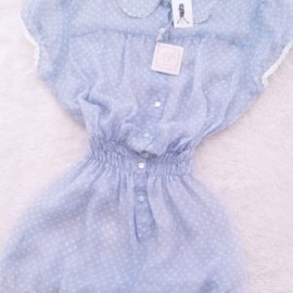 Fifi Chachnil Babyloo Playsuit