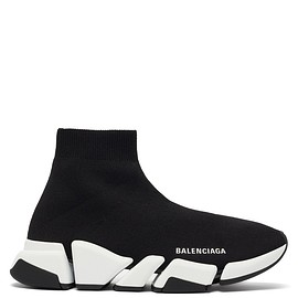 BALENCIAGA - Speed 2.0 recycled-fibre trainers