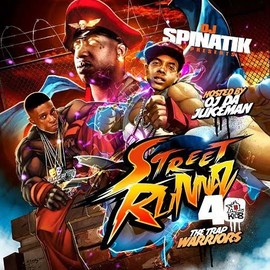 Various Artists - Street Runnaz 40 (Hosted By OJ Da Juiceman)