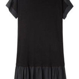 Thakoon Addition - / Drop Waist Layer Dress