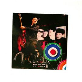 The Who - THE WHO(ザ・フー)2008年ツアーパンフレット