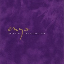 "Enya Only Time - ""The Collection"" album cover"