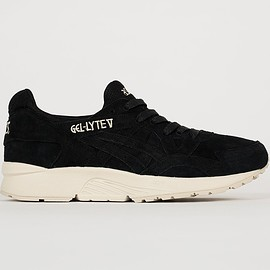 ASICS - Gel Lyte V - Black/Off White